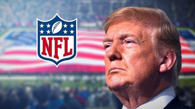 Trump, Republican Votes, and the NFL